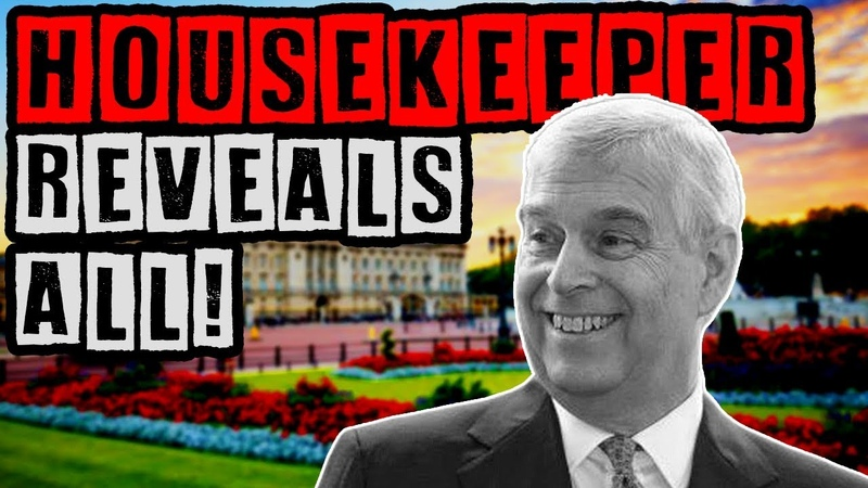 Epstein's Housekeeper Reveals All About Prince Andrew
