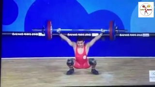 16 Year old Boys New Record For India at Asian Youth Junior weightlifting ChampionsIndian Sport