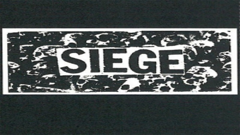Siege - Drop Dead (30th Anniversary Edition) [FULL ALBUM]