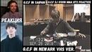 G.C.F in Saipan | РЕАКЦИЯ | G.C.F 3J @2018 MMA BTS Practice | G.C.F in Newark VHS ver. [RUS SUB]
