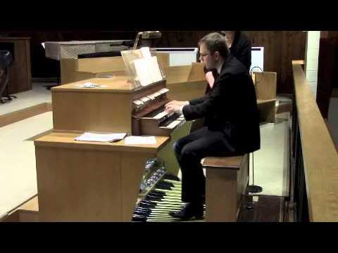 St. Johns Lutheran Church • 10613, Gedymin Grubba concert excerpt