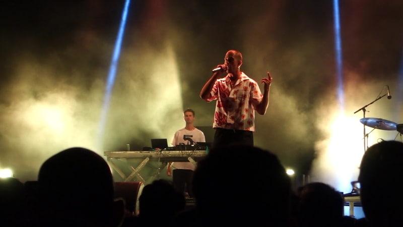 Barrio - Mahmood Live @AMA Music Festival