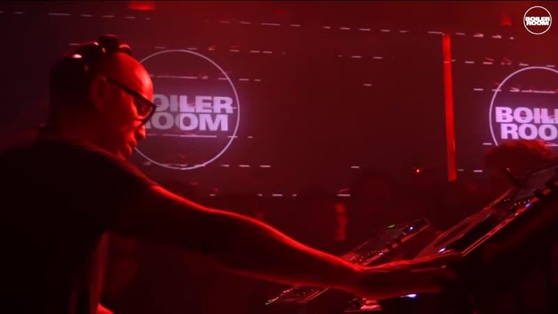 Derrick May vs Karim Sahraoui Boiler Room x Budweiser Brussels ¦ DJ Set