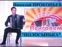 ПОЛОСЫНЬКА обр. М.Опарнева ★Играет баянист-виртуоз Николай ПРОКОПЬЕВ