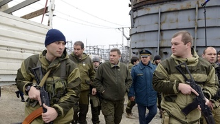 Командиров Донбасса не умели охранять