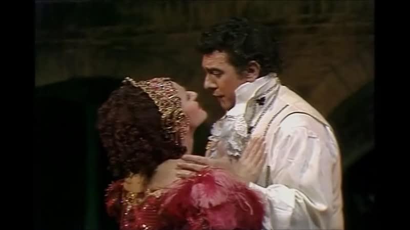 Offenbach - Les Contes d'Hoffmann- Domingo- Lloyd-Baltsa- Serra- ROH 1981