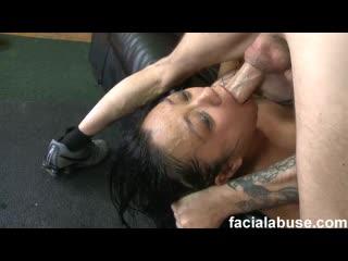 Порно унижение жестко ебет
