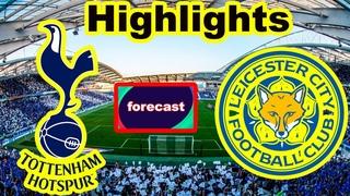Tottenham vs Leicester City Highlights