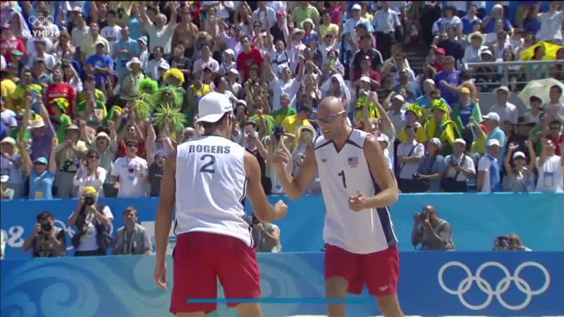 Top 10 Beach Volleyball Duos at the Olympics - Top Moments