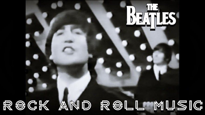 The Beatles - Rock and Roll Music (Subtitulada)