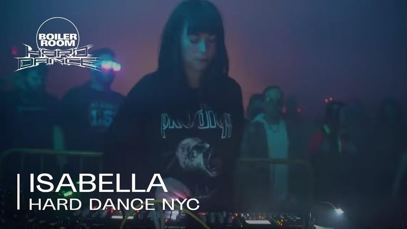 Isabella | HARD DANCE NYC: Spinoff Gabber