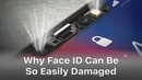 Why Face ID Can Be So Easily Damaged And Hardly Repaired?