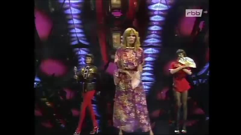 AMANDA LEAR - Queen Of Chinatown (1977)