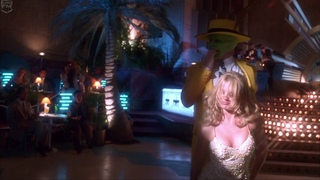 The Mask dance with Tina   The Mask