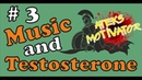 Music and Testosterone № 3 Lundh Let Go feat Safia ATEKS MOTIVATOR