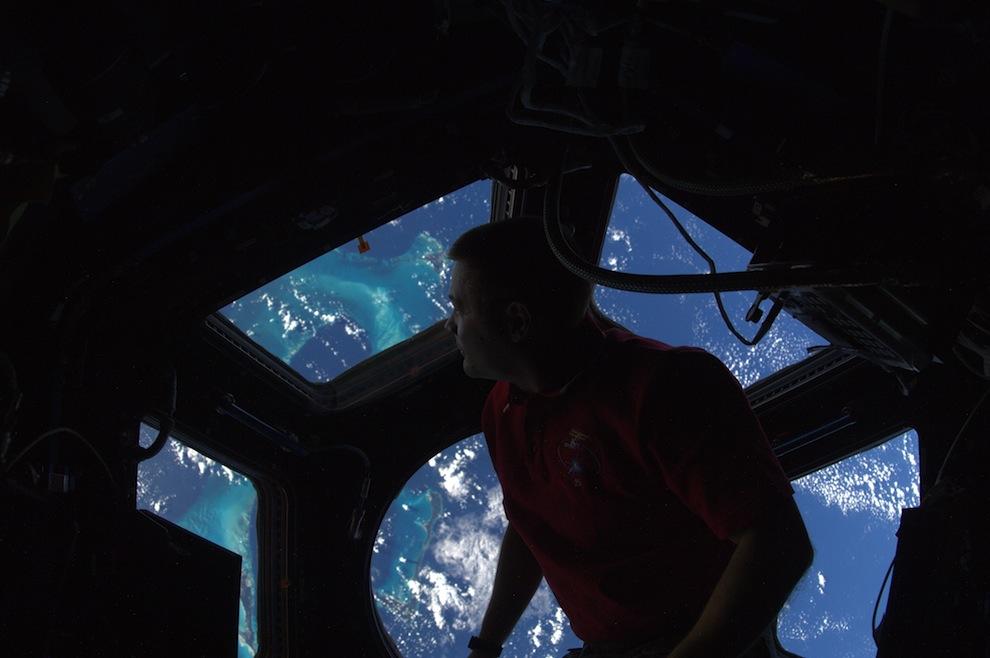 Фотографии астронавта Дугласа Уилока