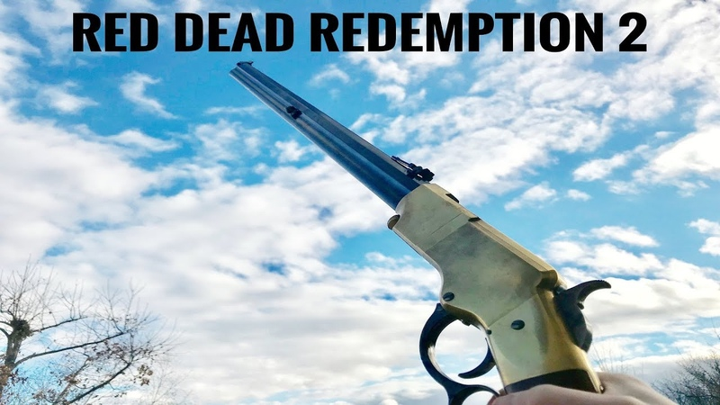 Red Dead Redemption 2 Guns In Real Life