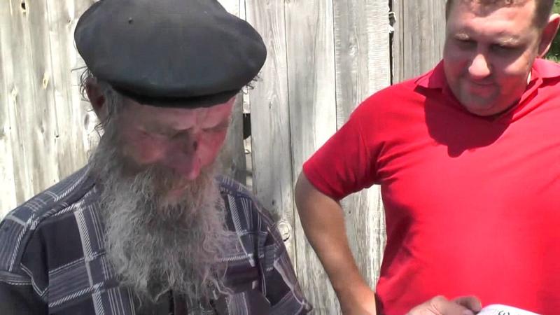 Посещение нач. уголовного розыска и участкового. Поведение тактичное. 24. 06. 2017