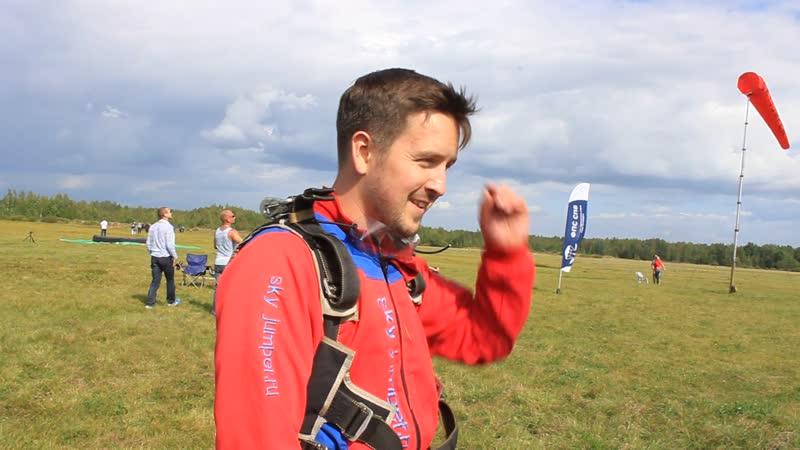 Отзыв кратко по мужски после прыжка с парашютом
