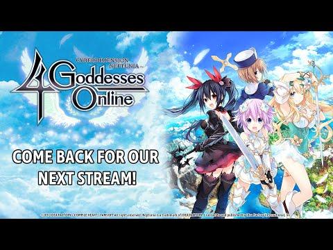 Team Iffy Streams Cyberdimension Neptunia 4 Goddesses Online on 11 21