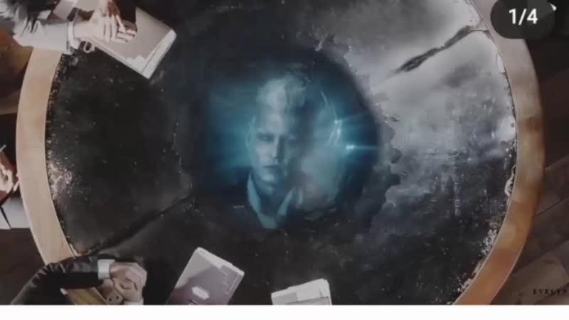 Геллерт Гриндевальд Фантастические твари Преступление Гриндевальда