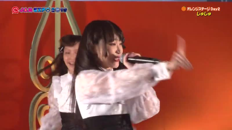 JyuJyu - Idoll (Live at Orange stage) (@JAM EXPO 2019) (2019.08.25)