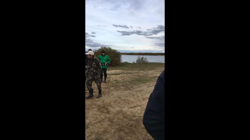 Итоги Чемпионата Брянской области по ловле спиннингом с берега 05 октября 2019 года Орлик 5