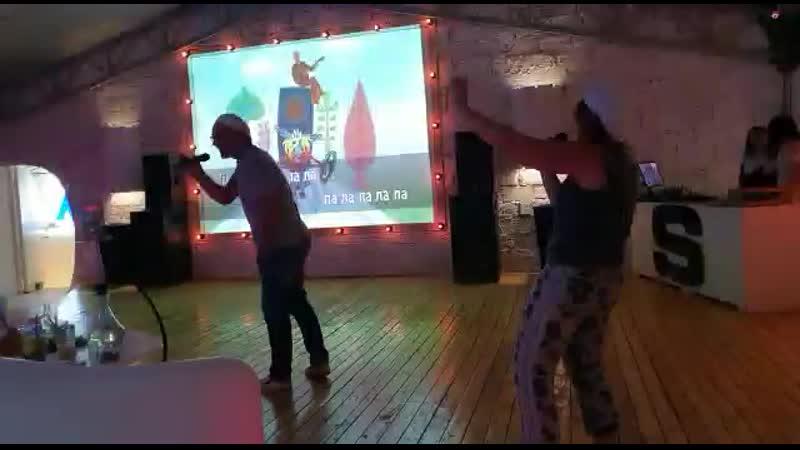 караоке бар ночной клуб Белый Евпатория 25 08 2019г