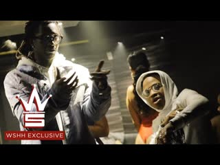 Young thug thot life (feat. lil wookie) (wshh exclusive official music video)