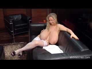 Abbi secraa - one arm dress, very large breasts