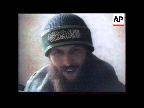 CHECHNYA CHECHEN WARLORD REPORTEDLY SEIZED