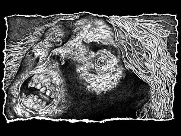 Oniku A Symphony Of Death Rattles split tape