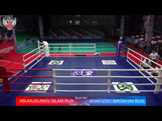 The XI Inyernational boxing tournament Ahmat-Hadji Kadirov Memorial 2019 Grozniy Day 2