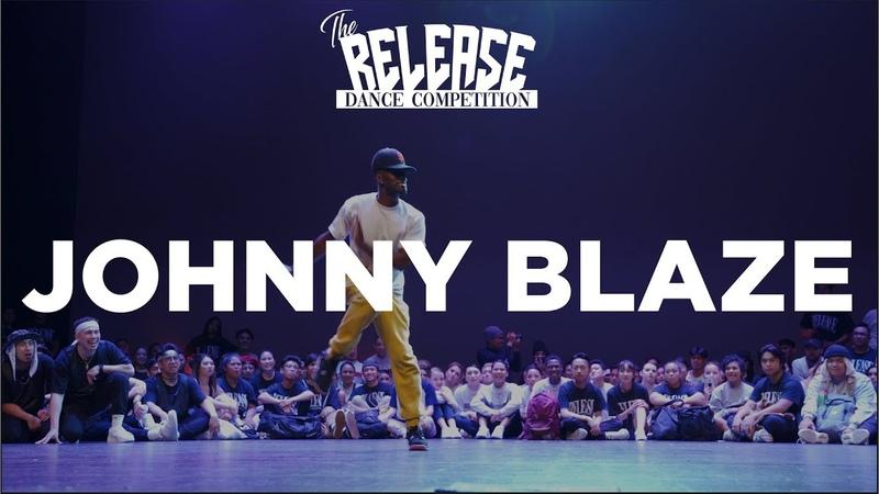 [Judge Showcase] Johnny Blaze - The Release Dance Competition 2019 | Danceproject.info
