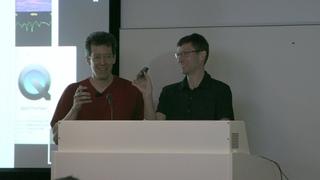 "Steven S. Gubser & Frans Pretorius: ""The Little Book of Black Holes"" | Talks at Google"