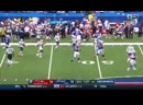 PATRIOTS! DEFENSE! Kyle Van Noy gets pressure and hits Barkley