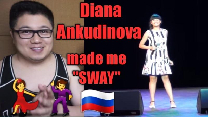 Диана Анкудинова Diana Ankudinova Sway Концерт Анапа l Cover l Filipino Reaction l Christer C