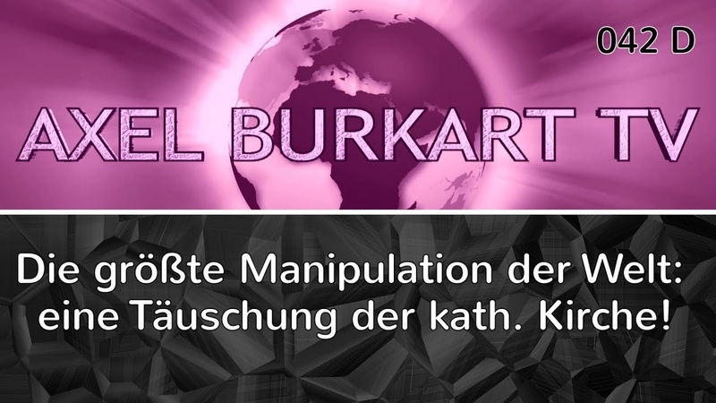 Die größte Verschwörung der Welt ist eine uralte Täuschung der katholischen Kirche ABTV 042