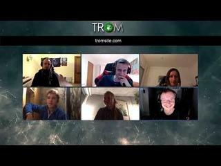 TROM-Cast 43 The Coronavirus Pandemic