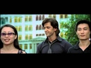 Krrish - with his martial arts,raise funds to pay for a little girl's leg surgery - Scene