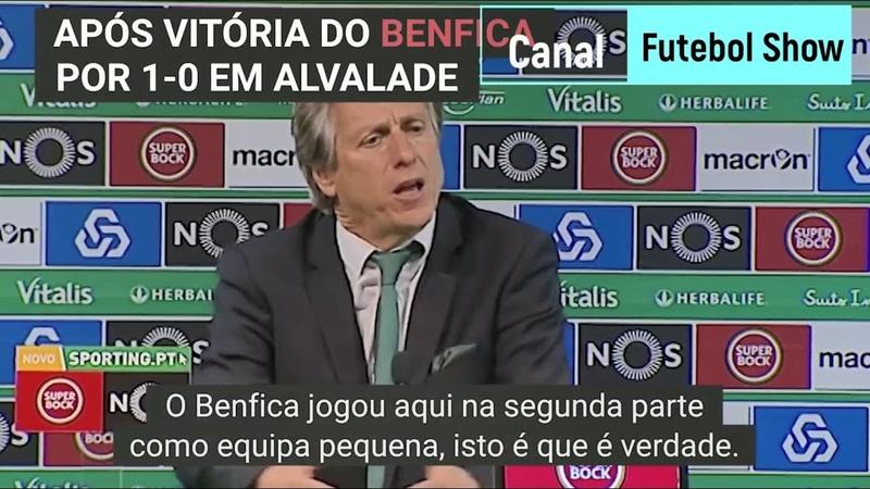 Jorge Jesus, as maiores patadas do novo treinador do Flamengo