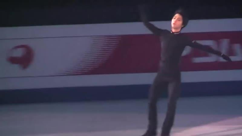 Yuzuru Hanyu WС 2012 4 1 Gala Practice 羽生結弦
