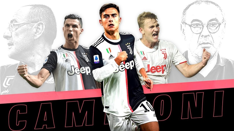Juventus Campione d'Italia Il Nono Scudetto Consecutivo