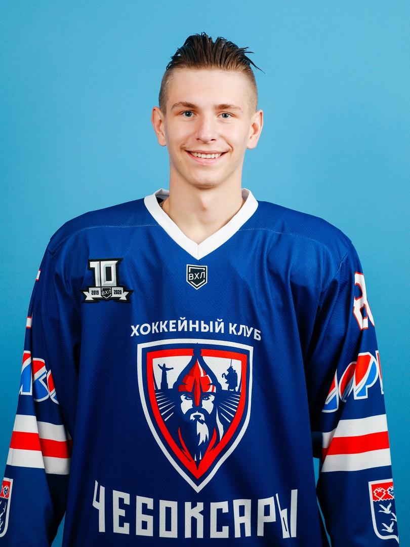 Сергей Дровосеков ХК Чебоксары