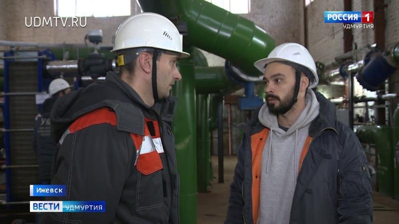 Энергетики завершили большой ремонт ЦТП в Устиновском районе Ижевска