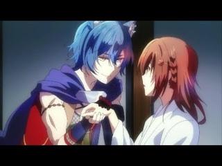 Sengoku Night Blood AMV - Let Me Love You