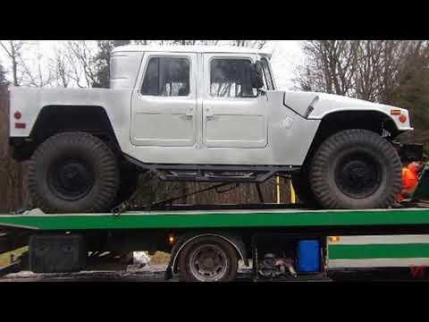 Как из ГАЗ 66 сделали настоящего монстра