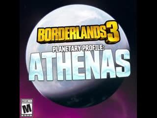 Borderlands 3 Planetary Profile: Athenas