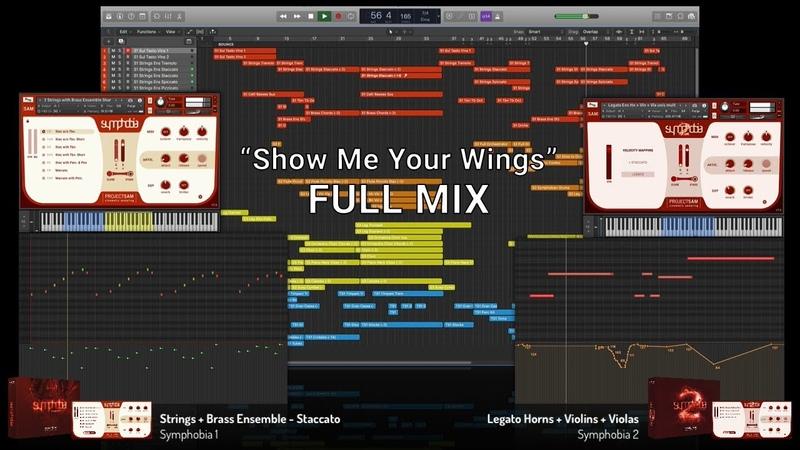 Symphobia Series Music Demo DAWCast: Show Me Your Wings - Full Mix » Freewka.com - Смотреть онлайн в хорощем качестве