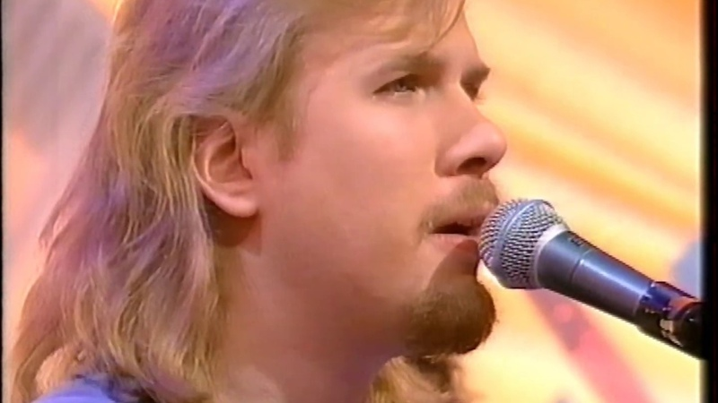 The Jeff Healey Band Angel Eyes live acoustic Pebble Mill 20 04 1995